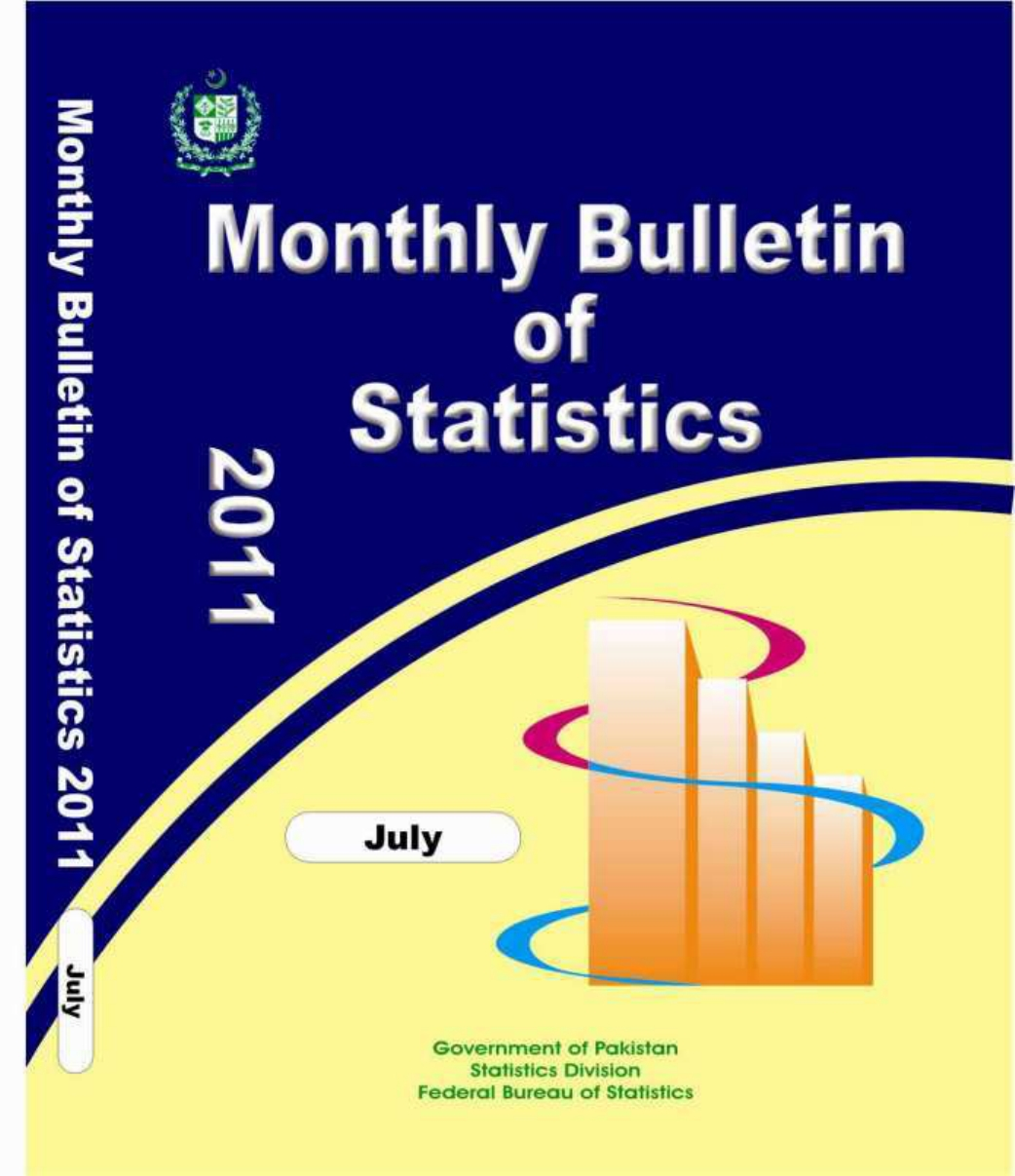 Monthly Bulletin Of Statistics, July 2011 | Manualzz