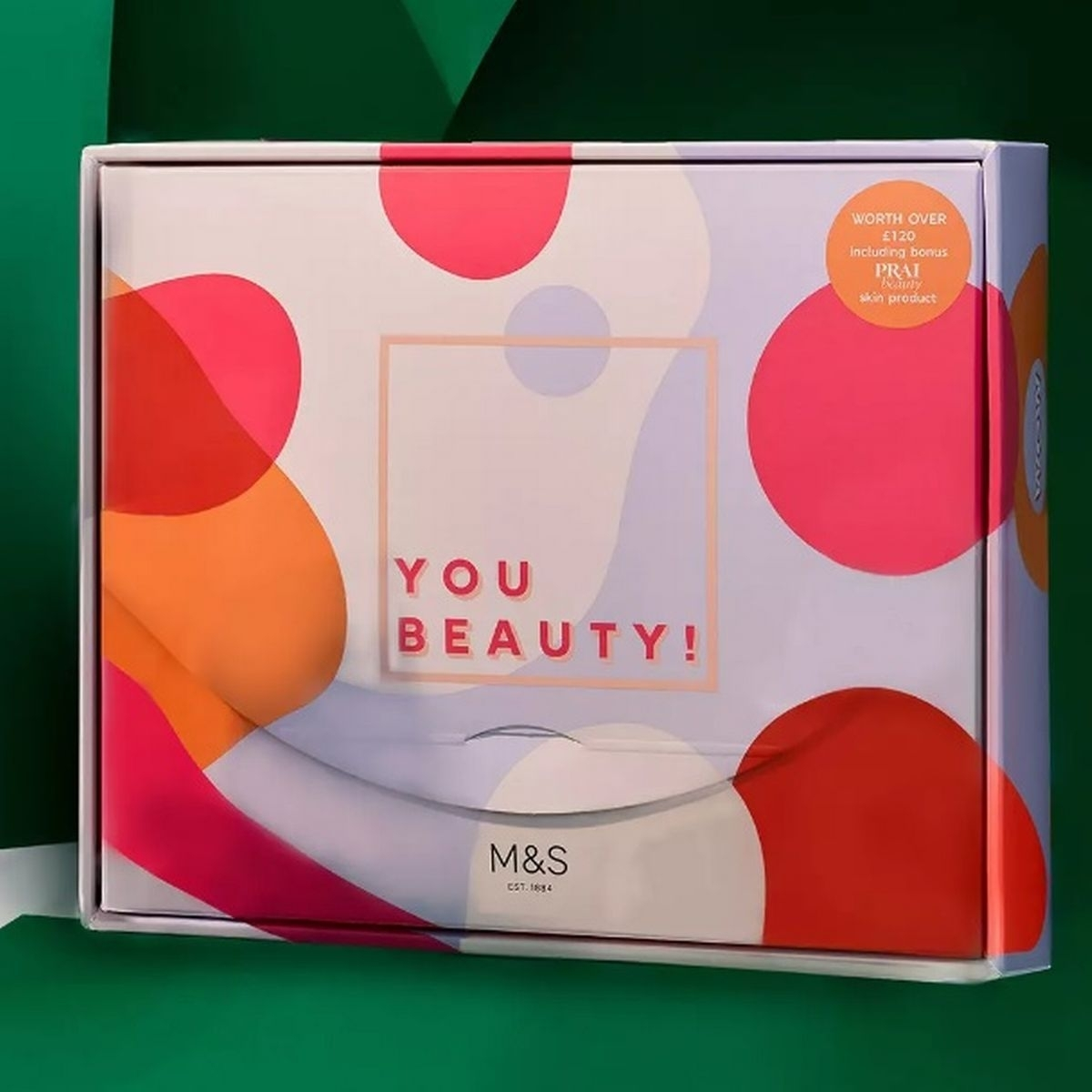M&S Beauty Box Replacing Beauty Advent Calendar For 2020
