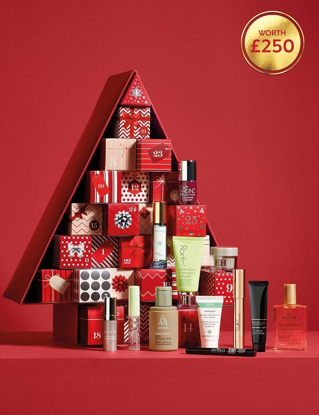 M&S Free Advent Calendar In 2020 | Beauty Advent Calendar
