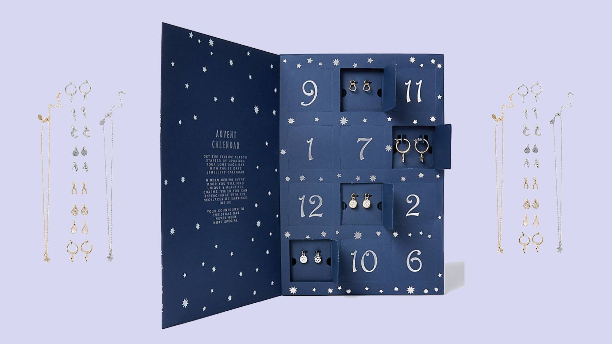 M&S Has Released A Jewellery Advent Calendar And It Looks