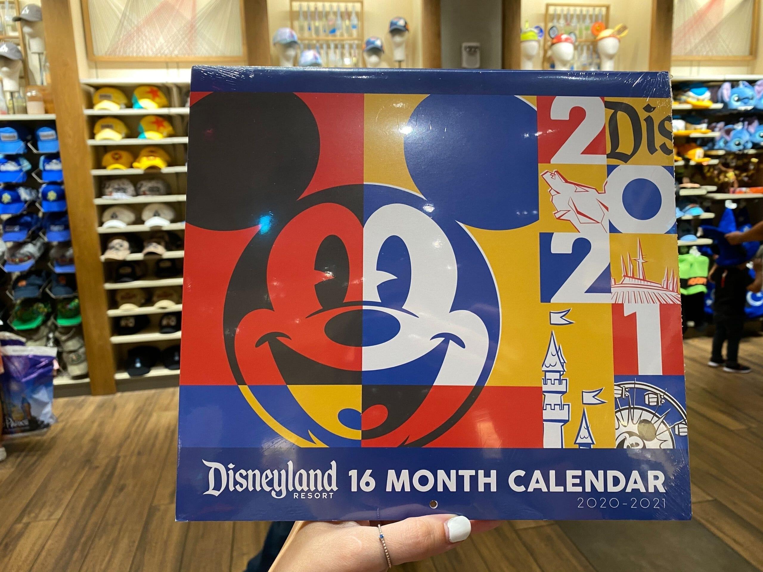 Photos: New 2021 Calendar Arrives At Disneyland Resort - Wdw