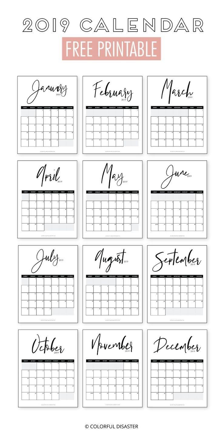 Pin On Diy - Kalender Basteln