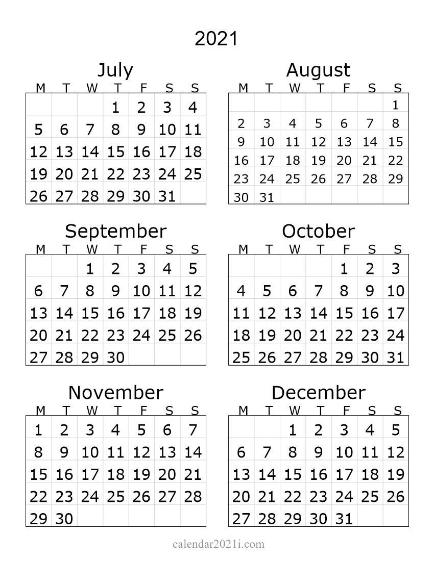 Pin On Monthly Calendar Template