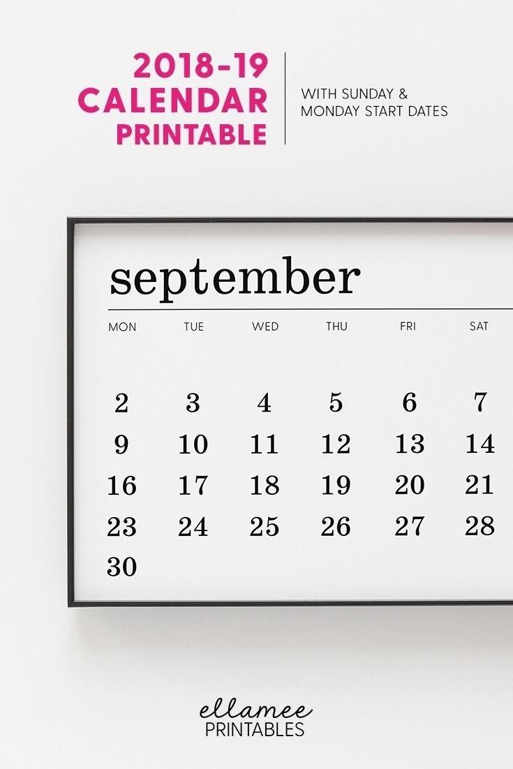 Print Google Calendar On 11X17 In 2020 | Google Calendar