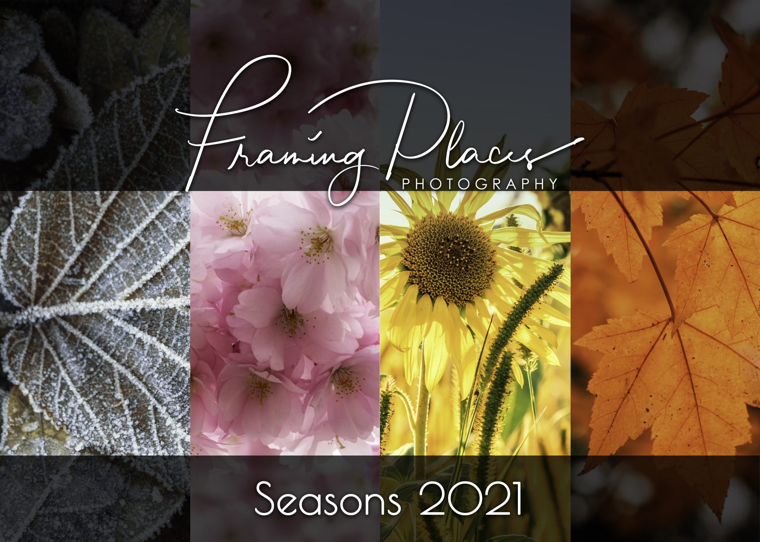 Seasons 2021 – The New Calendar Is Here! – Framing Places