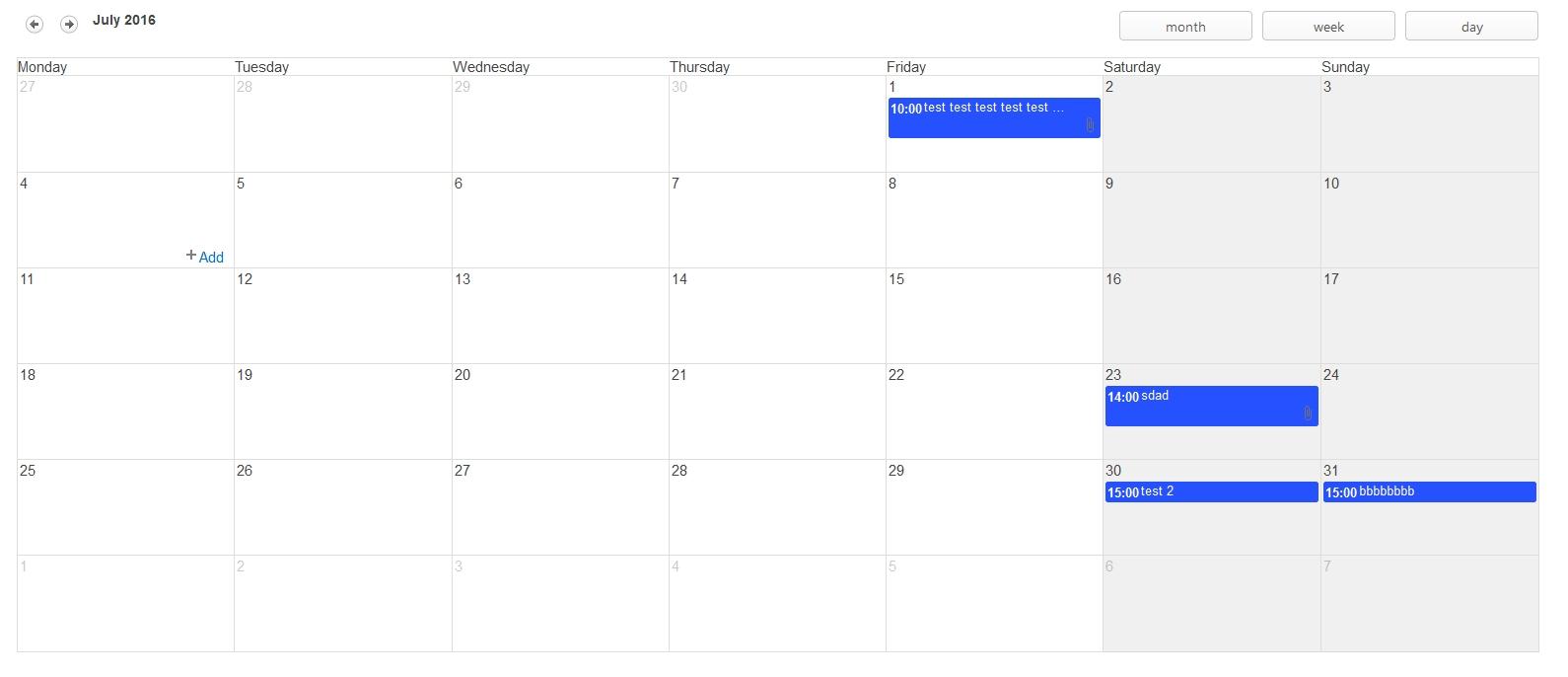 Sharepoint Calendar - Blogersii