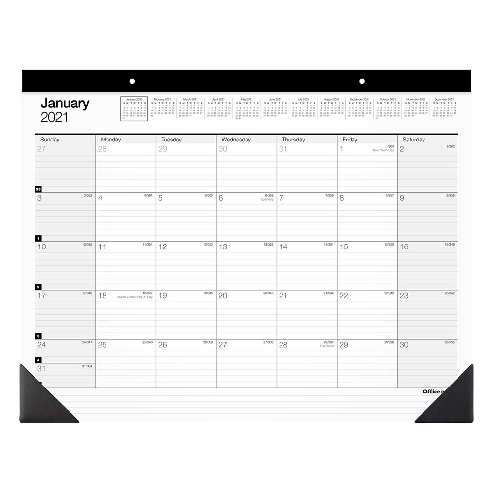 Shop For All Types Of Calendars - Office Depot & Officemax