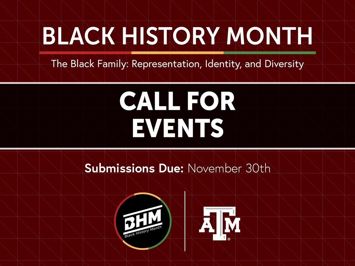"Tamu Multicultural Services On Twitter: ""Reminder"