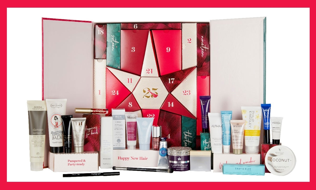M And S Advent Calendar