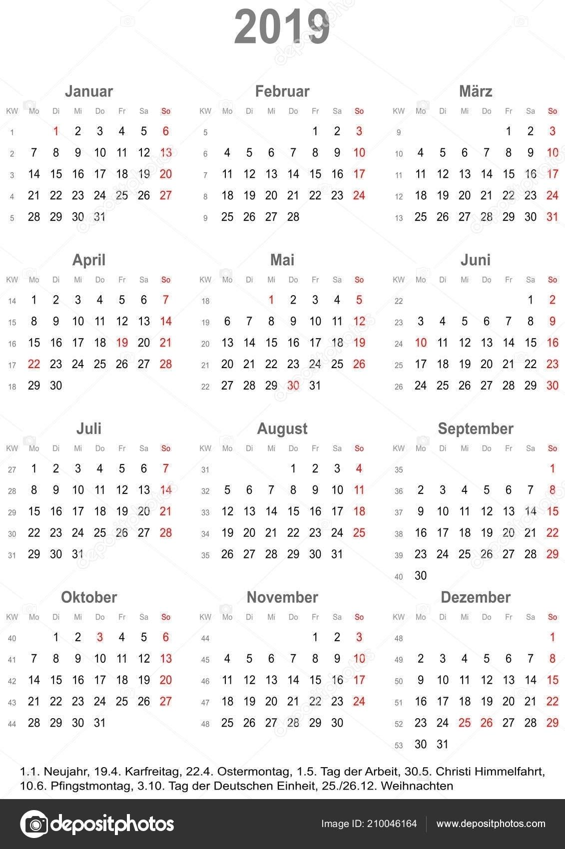 1 Year Calendar At A Glance | Month Calendar Printable