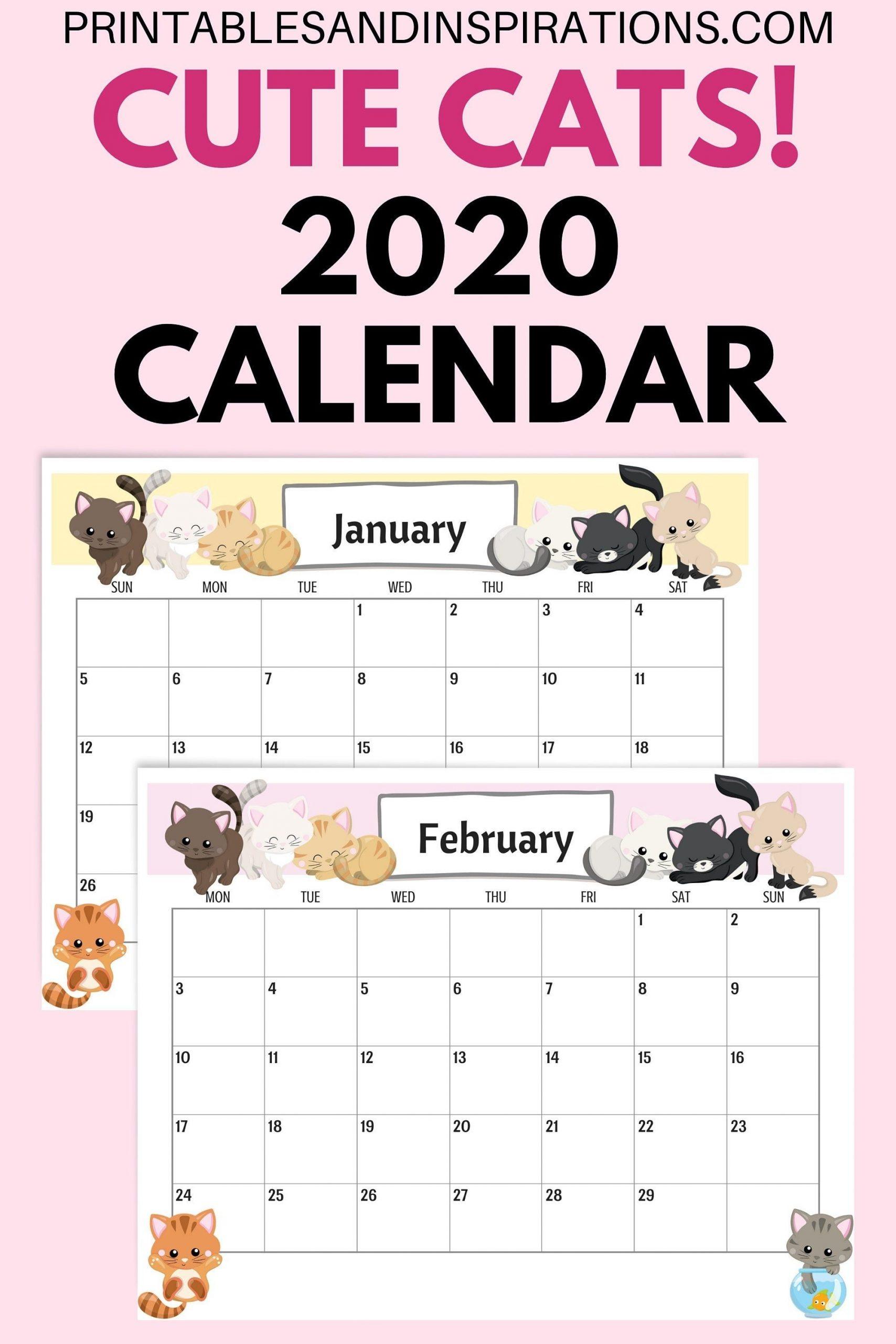 2021 Cat Desk Calendar - Yearmon