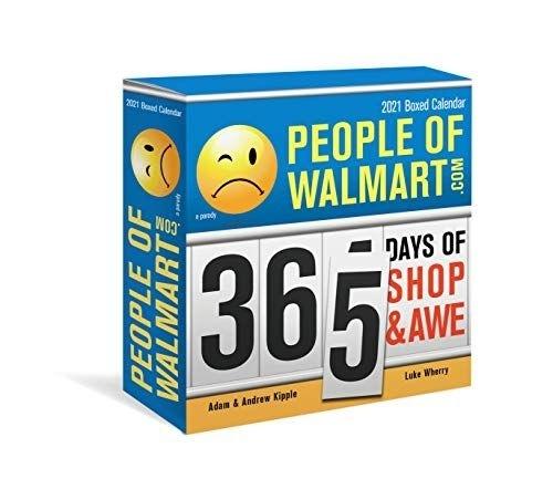 2021 Desk Calendar Walmart - Yearmon
