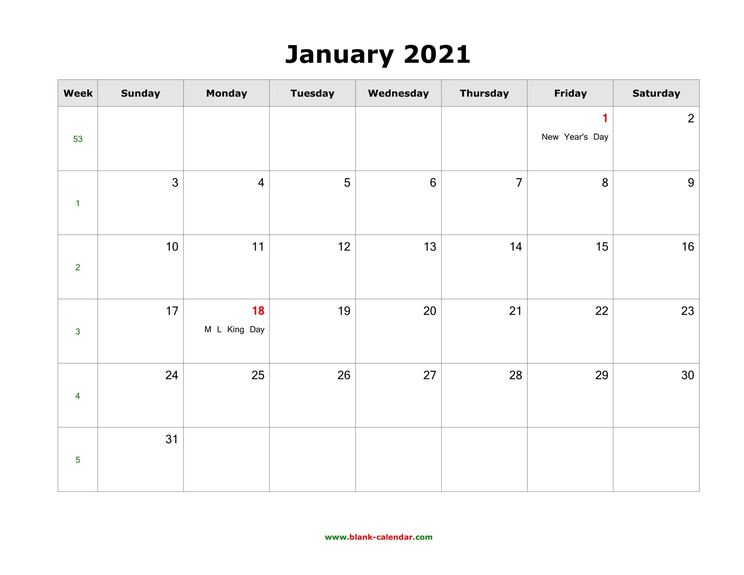 2021 Monthly Us Holidays Calendar   Printable Calendars 2021