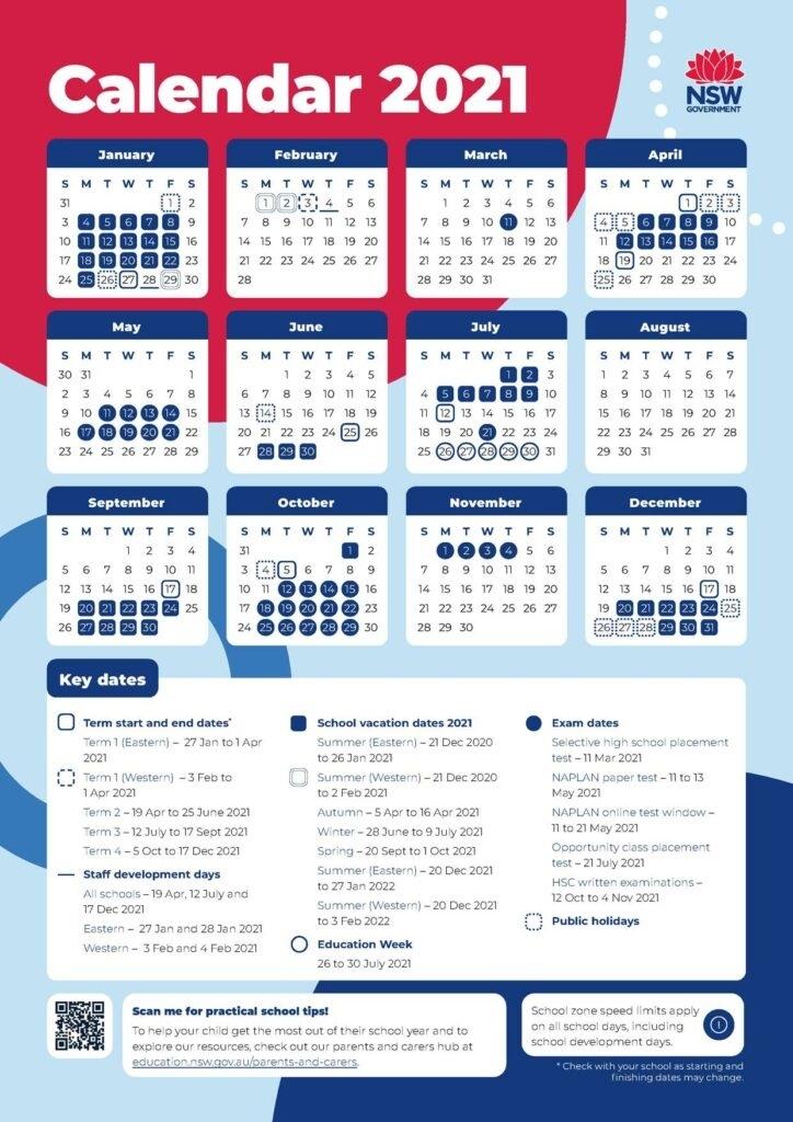 Back To School Nws School Calendar Computer Plaza
