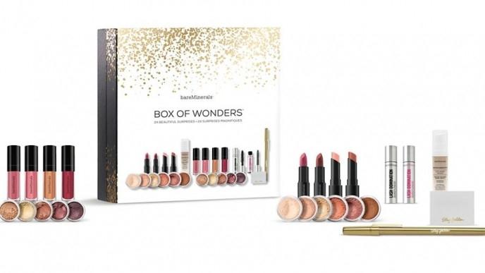 Bareminerals Box Of Wonder Advent Calendar Reduced To £63