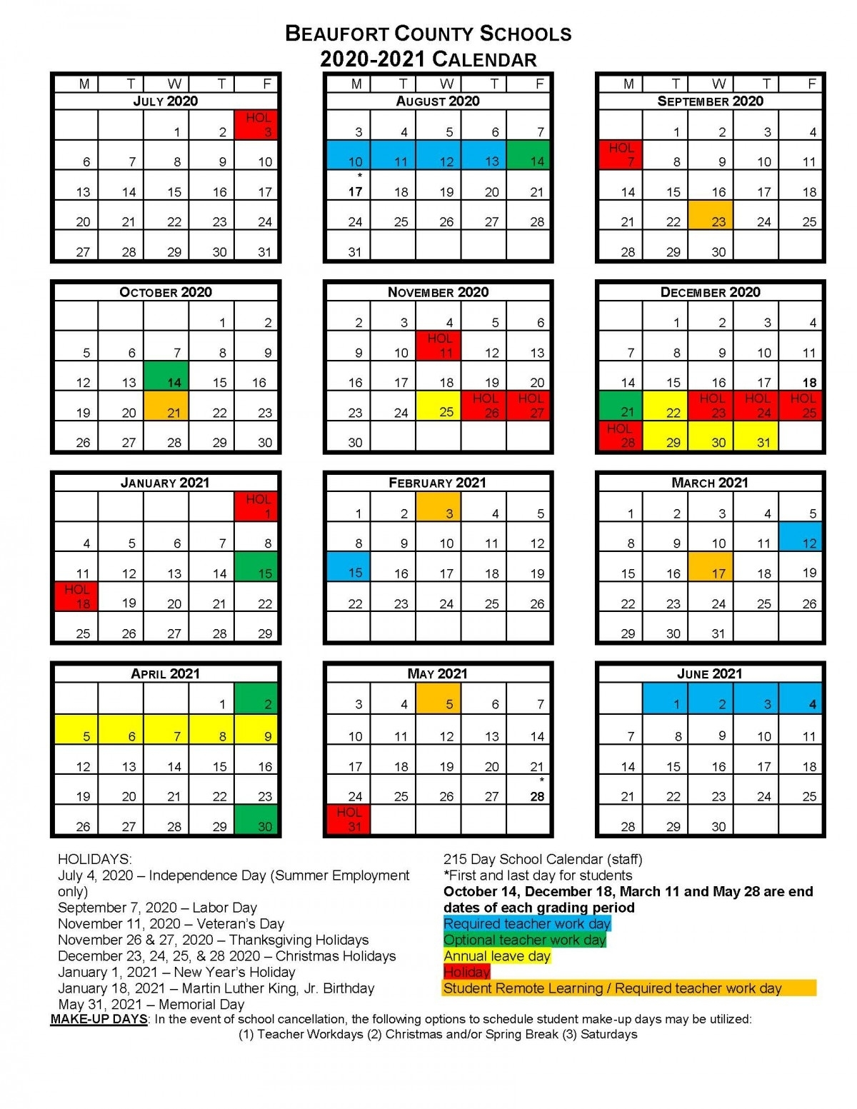 Barrow County School Calendar 2021 22 - Calendar 2021