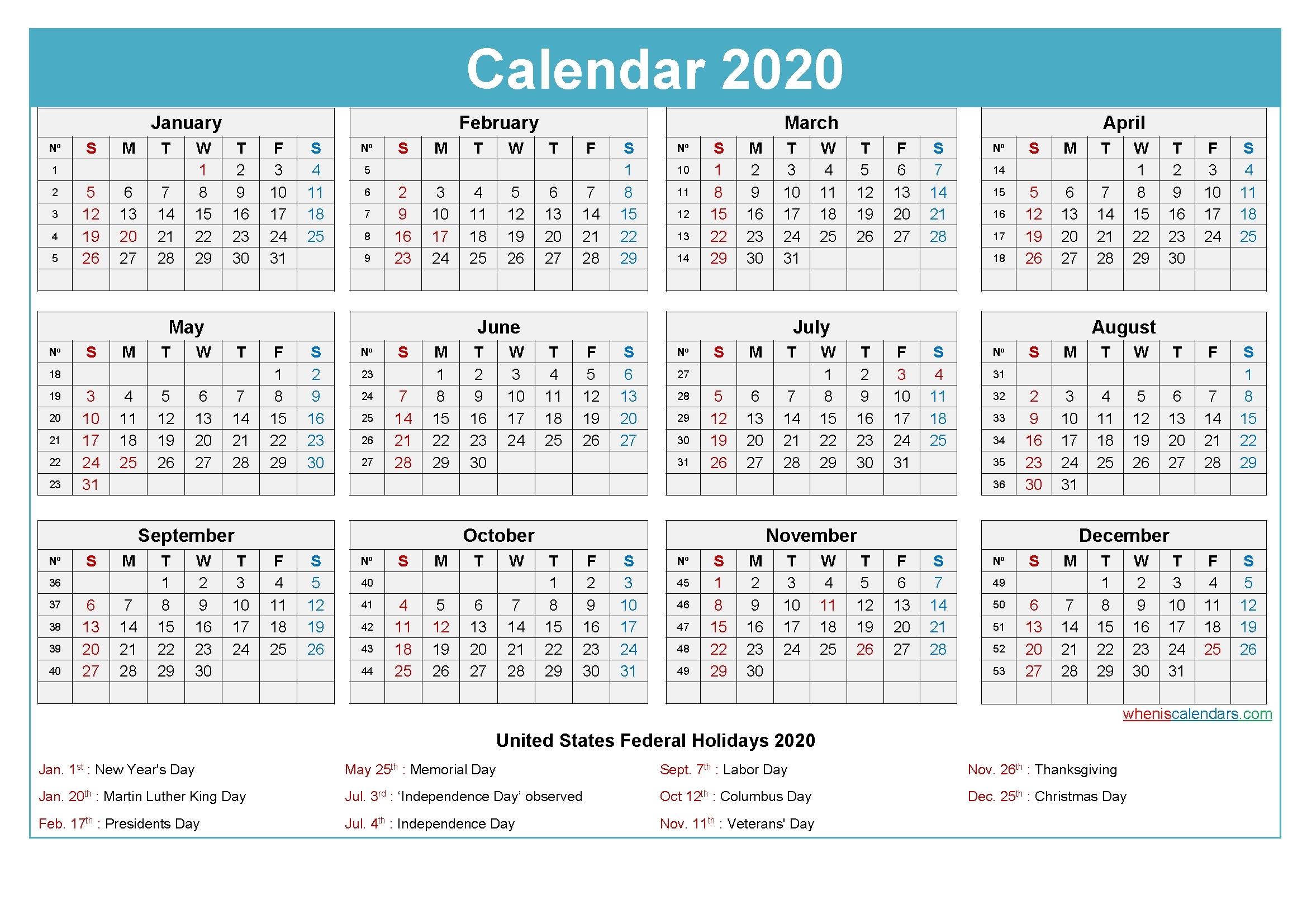 Calendar Week Number Today | Ten Free Printable Calendar