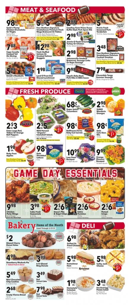 Cash Wise Weekly Ad Feb 03 - Feb 09, 2021