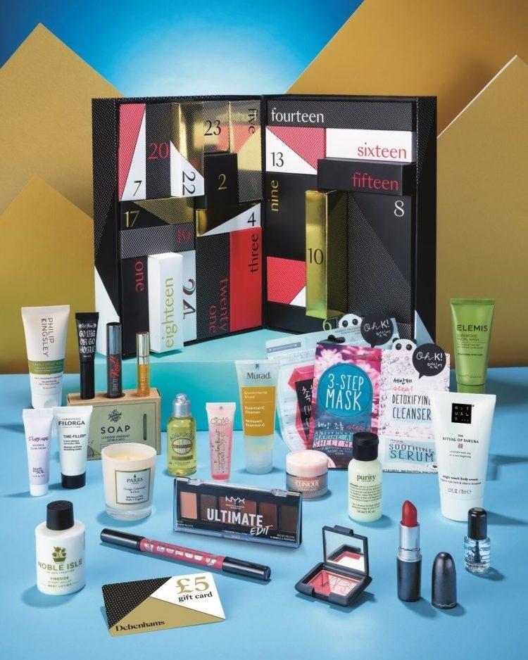 Debenhams Beauty Advent Calendar 2019 - Available Now