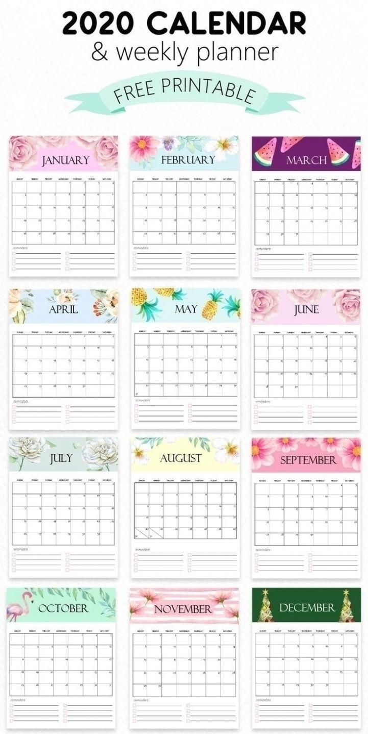December 2021 Calender Girly | Month Calendar Printable