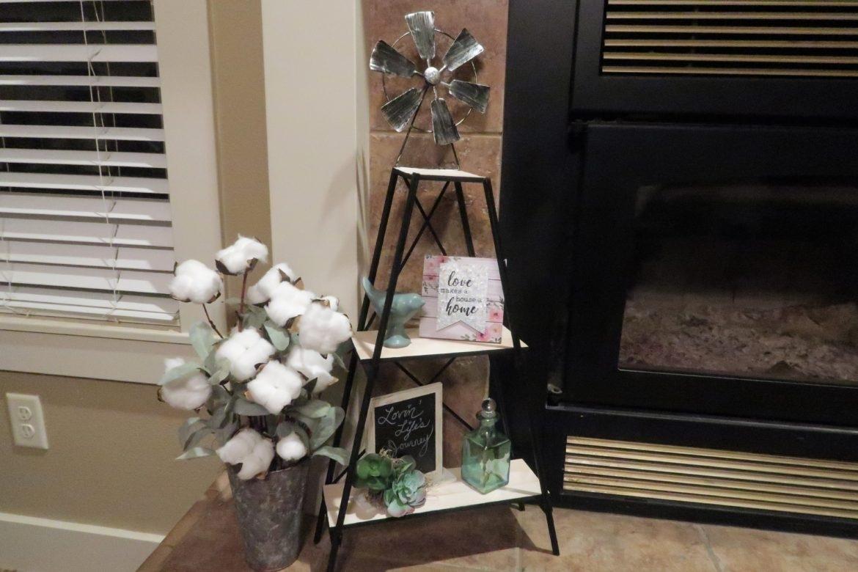 Dollar Tree Diy Farmhouse Windmill Shelf   Lovin' Life'S
