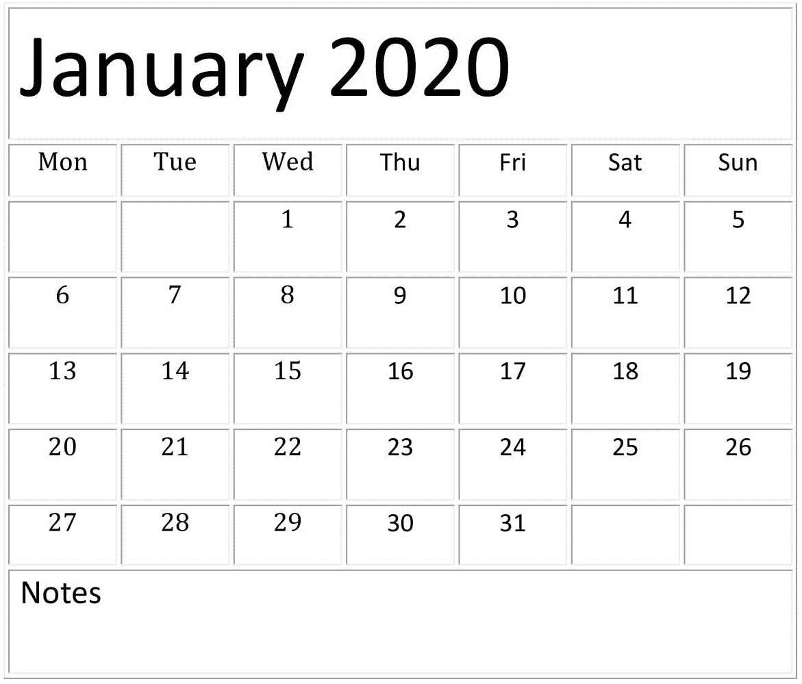 Exceptional Google Sheets 2020 Calendar Template | 2020