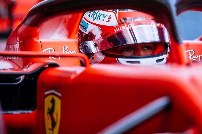 F1 | Test Pirelli 2021, Ferrari In Pista Con Leclerc