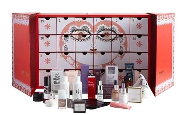 Fortnum & Mason Launches First Beauty Advent Calendar