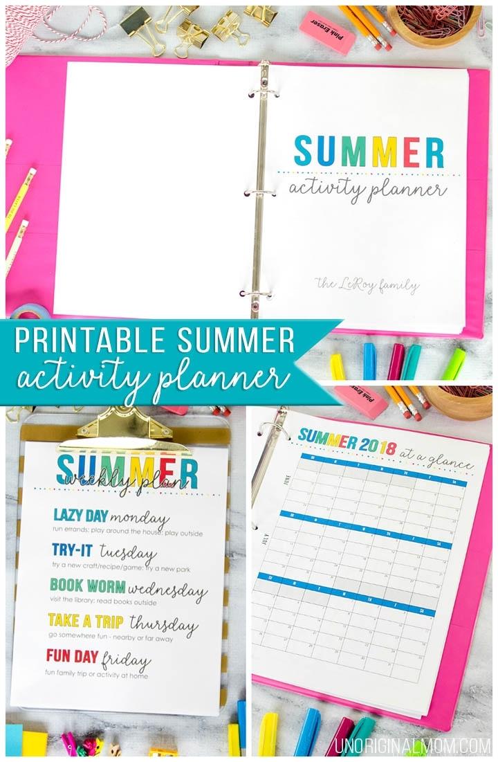 Free Calendar Printable Summer Months | Example Calendar