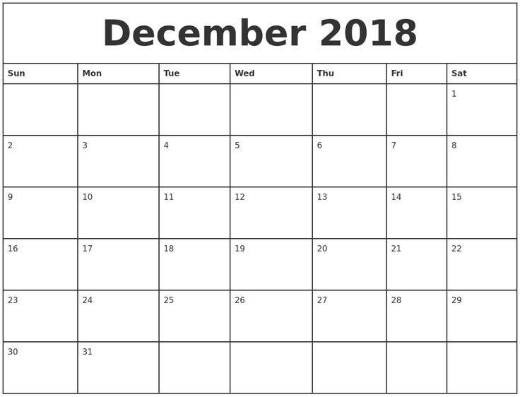 Free Calendars Monday To Sunday | Print Calendar, Calendar