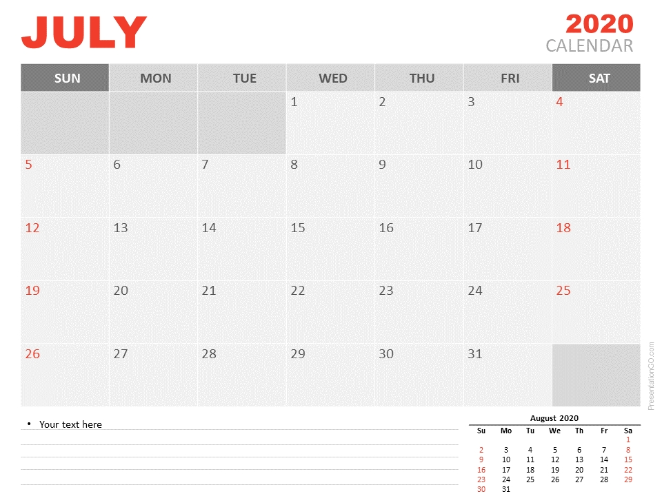 Google Slides Calendar Template 2 2 Things To Expect When