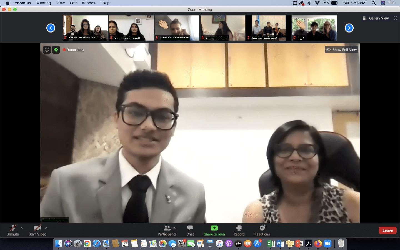 Graduates With Their Family (2) - Stonehill International