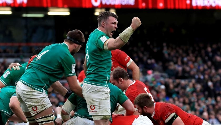 Ireland Set To Be Crowned 2020 Guinness Six Nations Champions