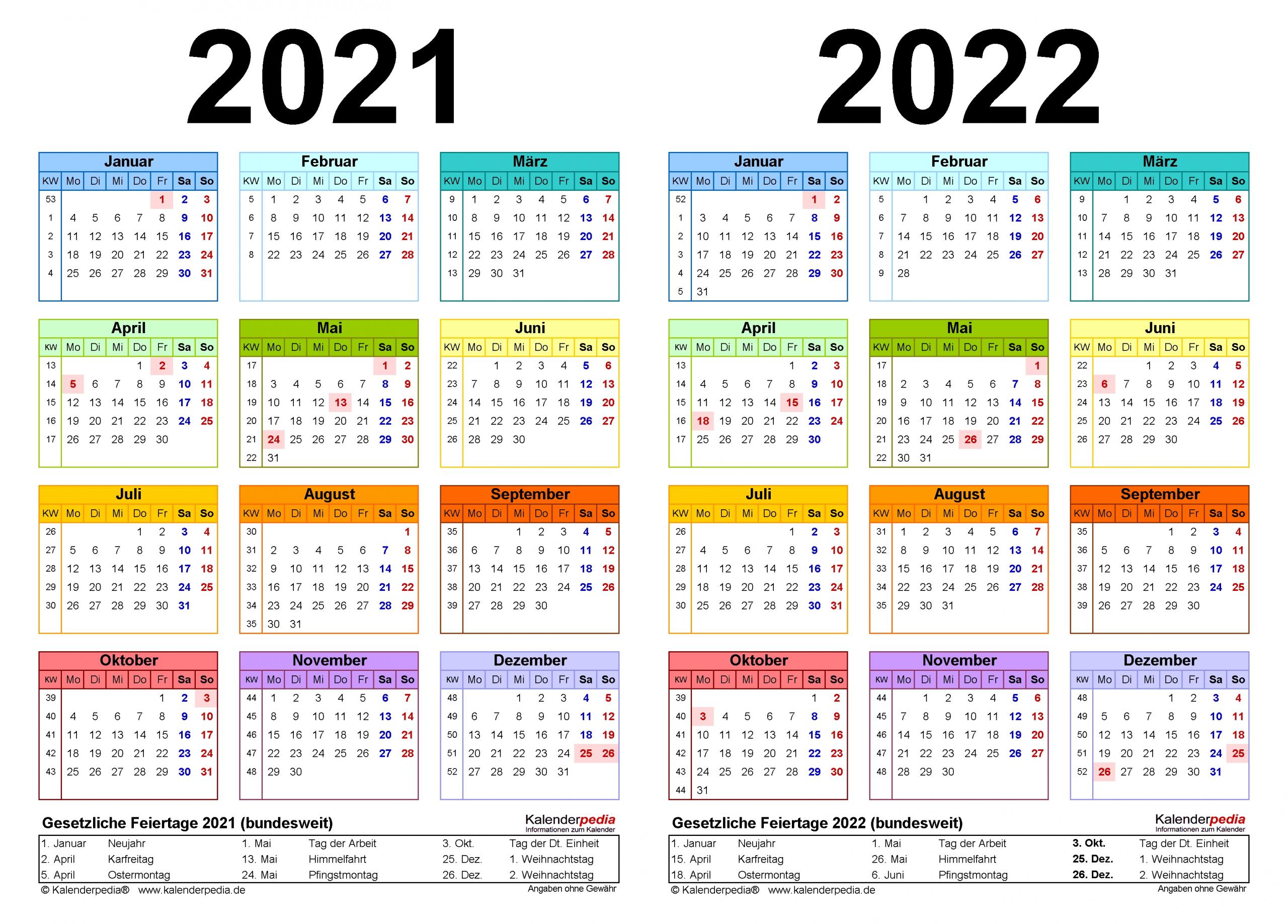 Kalender 2021 Kalender 21 Nrw : Kalender Januar 2021