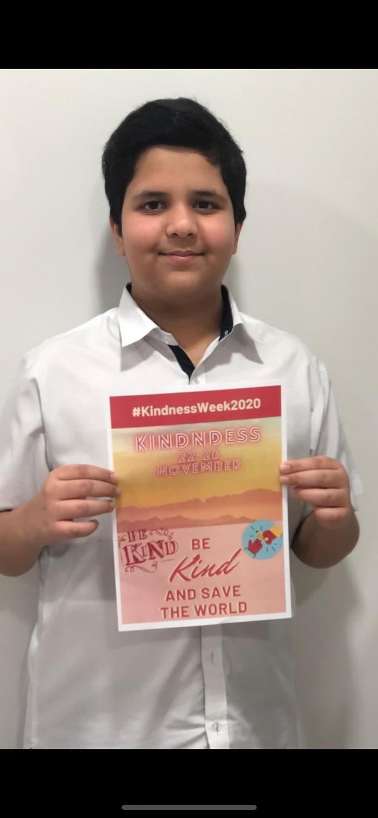 Kindness Week 2020/2021 - Al Hekma International School