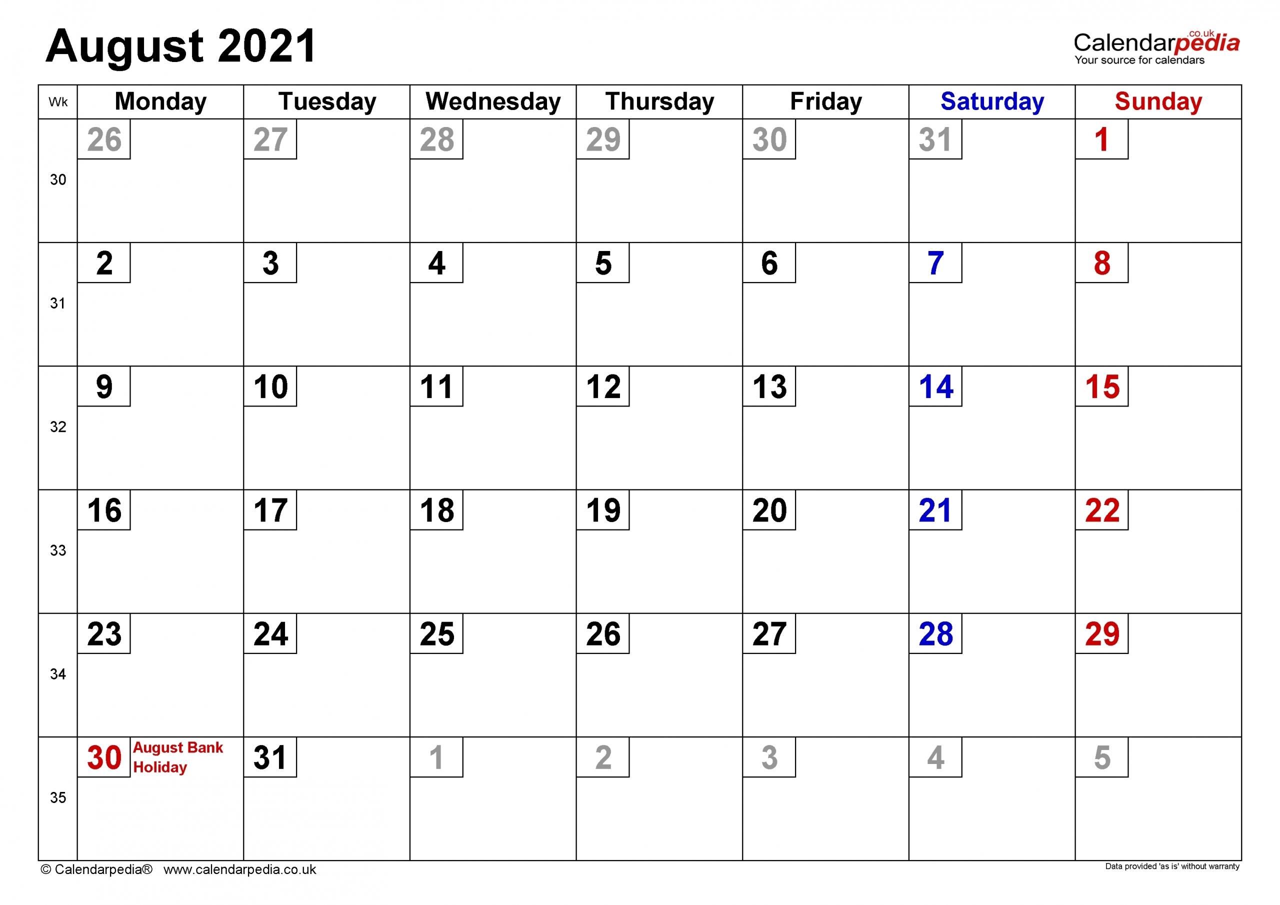 Large Number Flip Calendar 2021   Calendar Template Printable