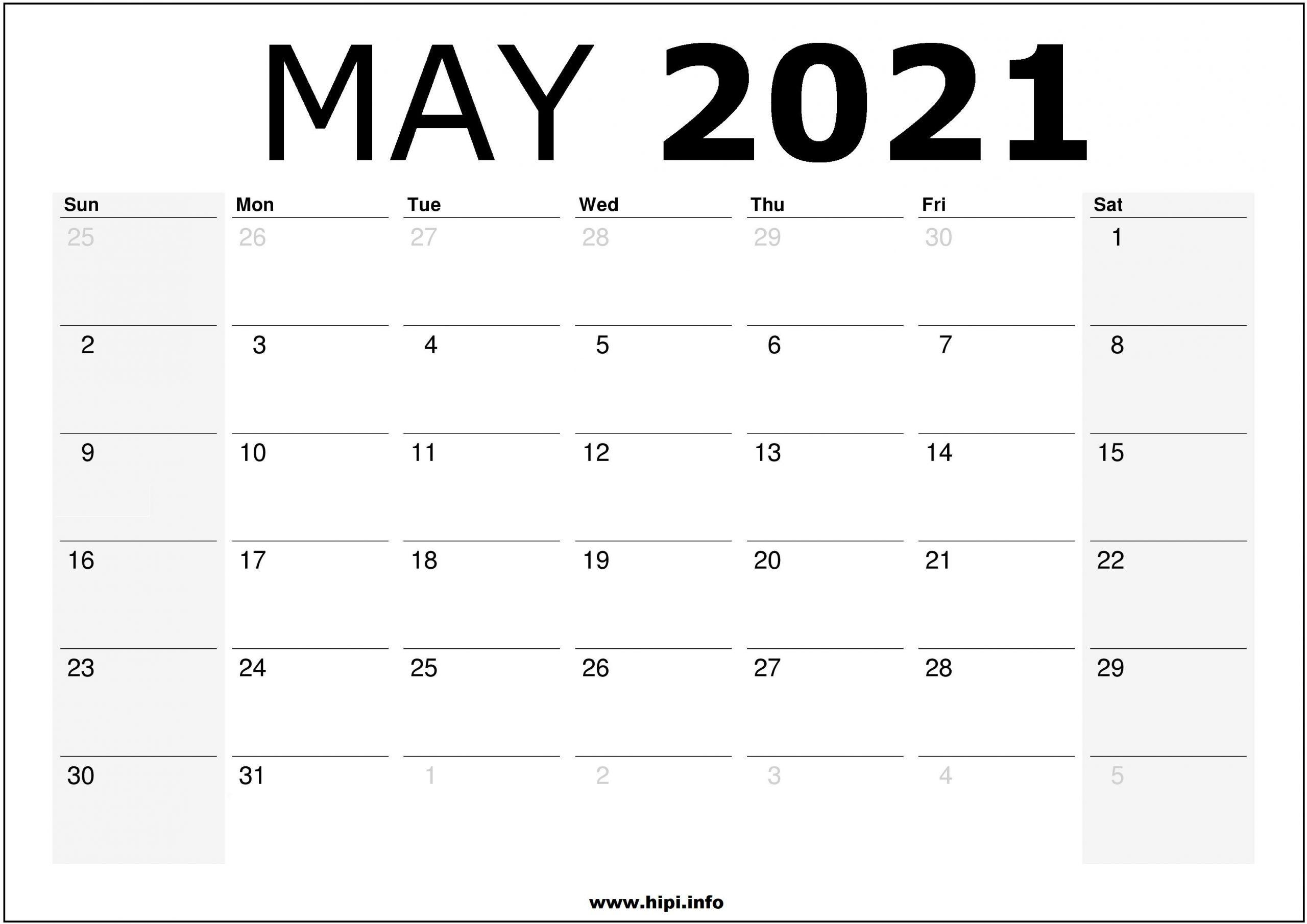 May 2021 Calendar Wallpapers - Top Free May 2021 Calendar