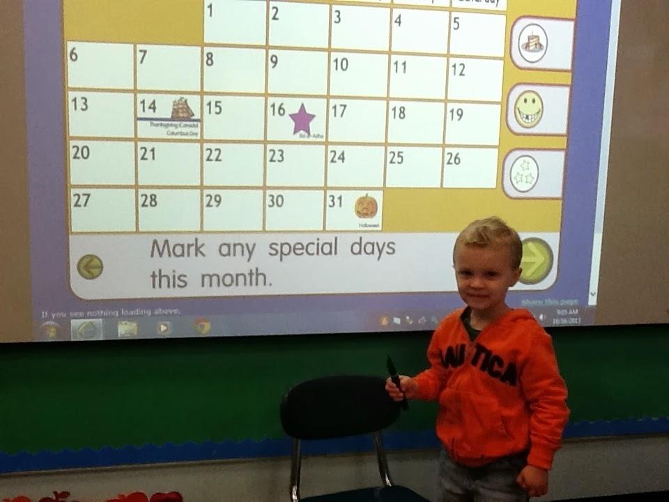 Mlt Pre-K: It'S An Interactive Whiteboard