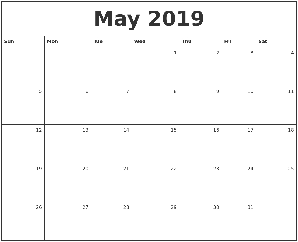 Monthly Calender Starting With Monday | Example Calendar