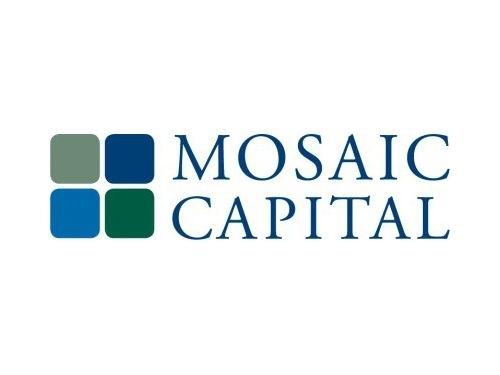 Mosaic Capital Corporation Announces First Quarter 2021