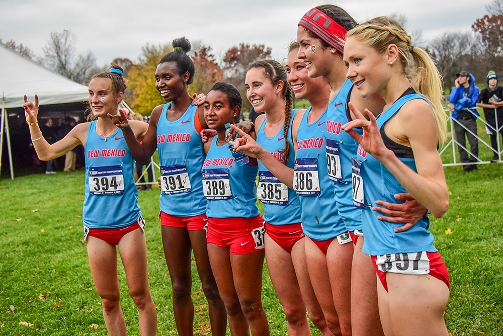 Ncaa Cross Country Preview Part 2: Women'S Top 10 Teams