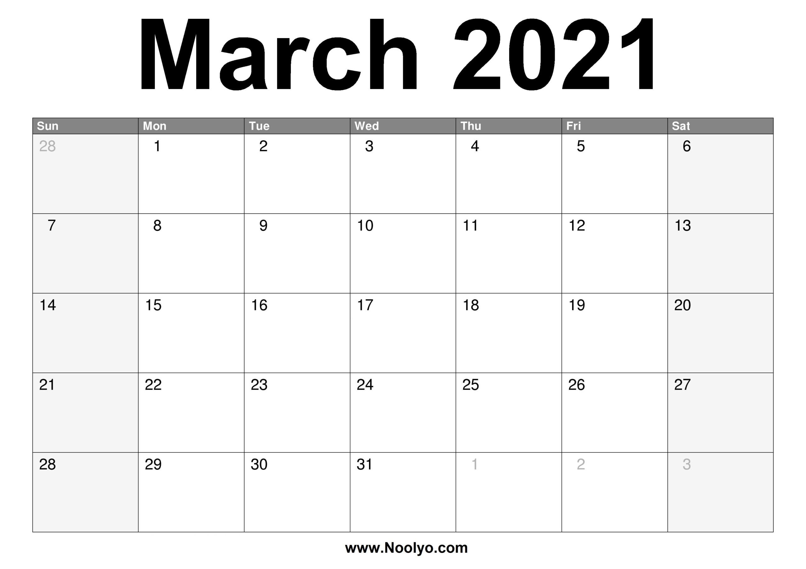 Pin On ปฏิทิน   2021 Printable Calendars