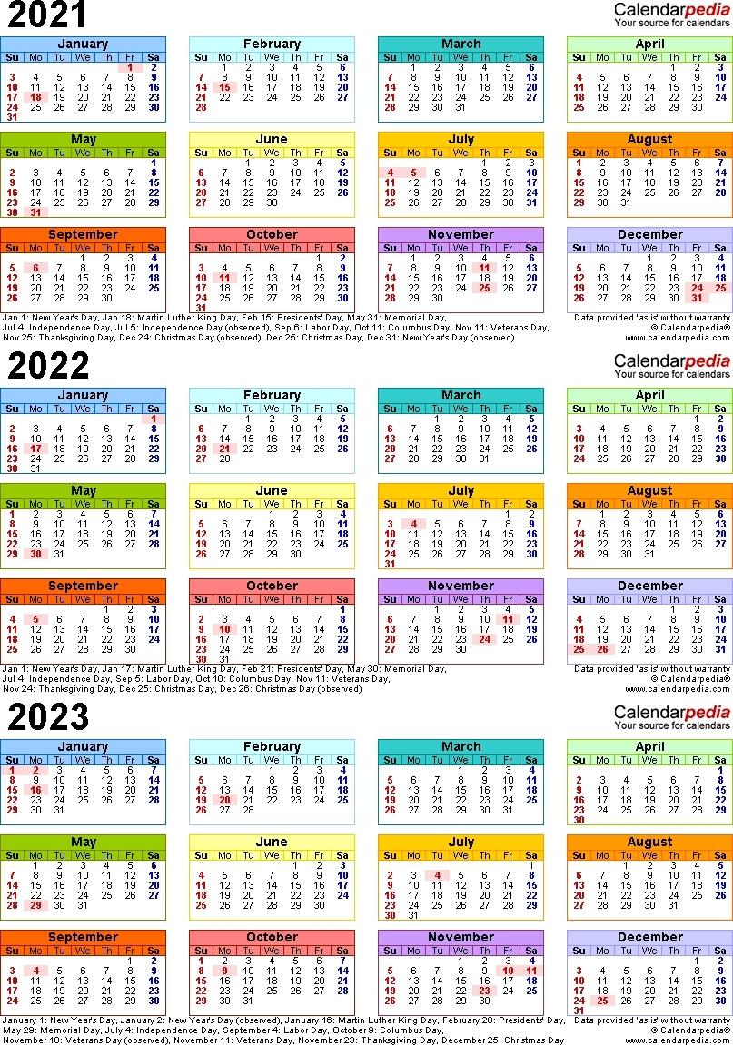 Print 2019, 2020, 2021, 2022, 2023, Calender - Calendar