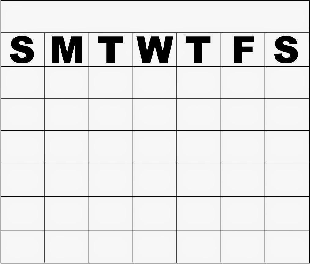 Printable Calandar From Monday Thru Sunday :-Free Calendar