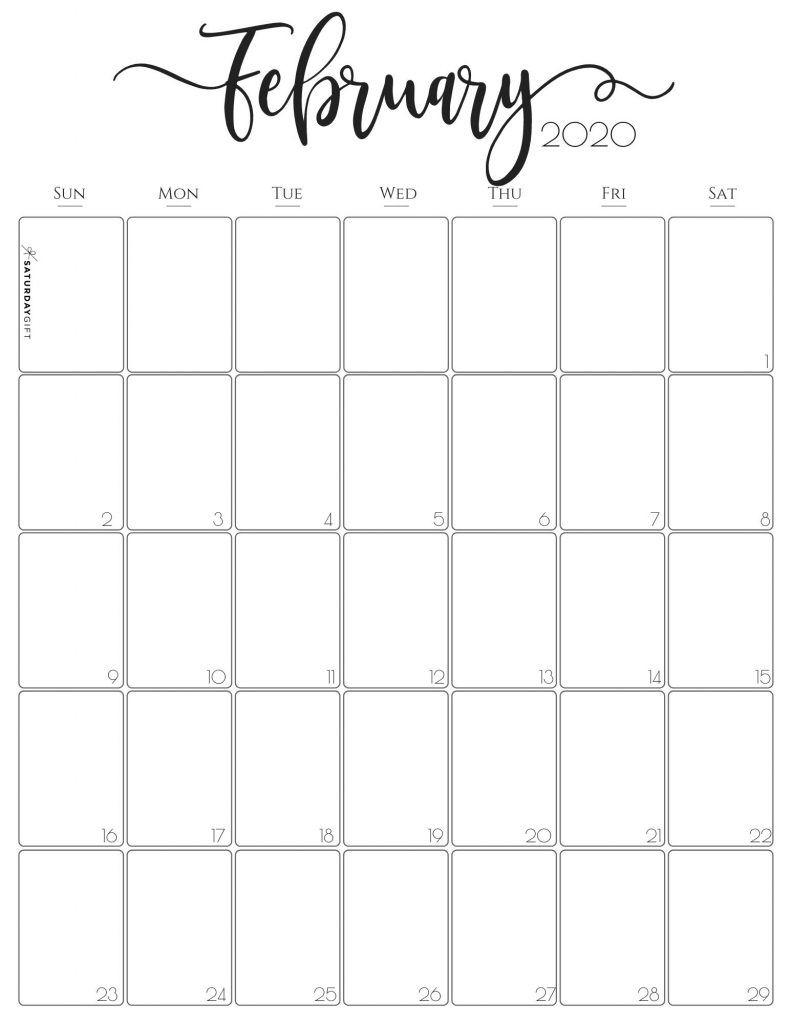 Printable Calendar 2021 Vertical | Printable Calendar 2021