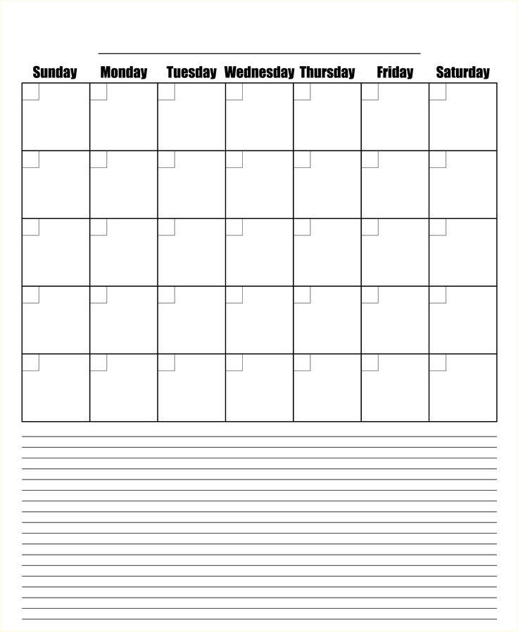 Printable Calendarsmonth Big Box 2015 Autos Post