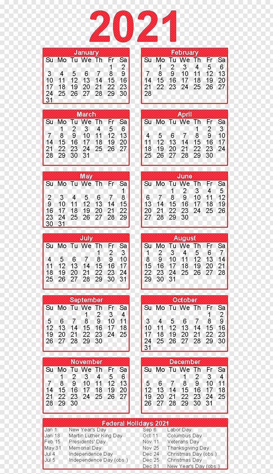 Printable Chinese Lunar Calendar 2021 Monthly