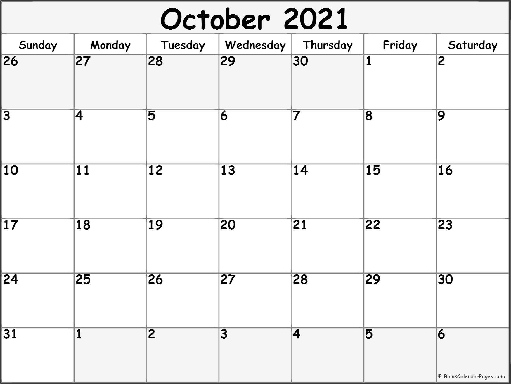 Printable Editable Calendar 2021 For Good Grades   Free