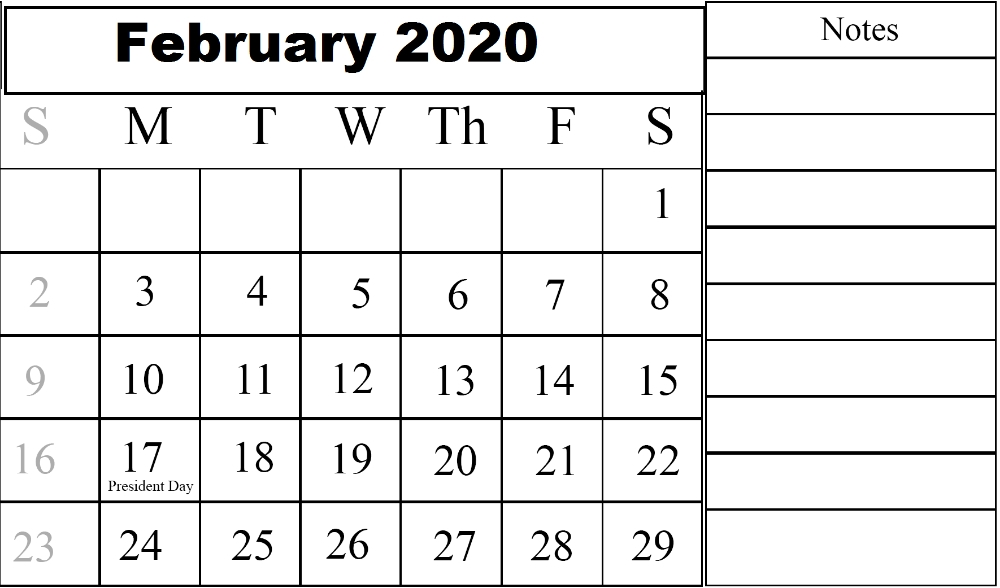 Printable Yearly Calendar With Boxes | Calendar Printables