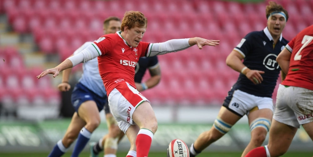 Rhys Patchell Is Out For The Entire Six Nations For Wales